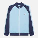 Fred Perry Bomber Track Men's Track Jacket Alaskan Blue photo- 0