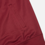 Мужская олимпийка Fred Perry Laurel Wreath Tape Track Maroon фото- 4