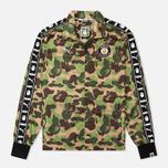 Олимпийка Puma x Bape Training Jersey Camo Green фото- 0