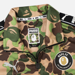 Олимпийка Puma x Bape Training Jersey Camo Green фото- 1