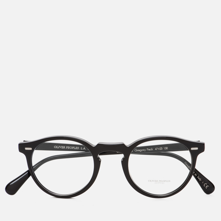 Оправа для очков Oliver Peoples Gregory Peck Black