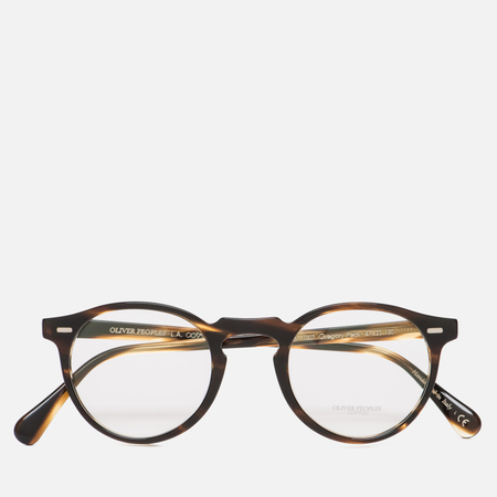 Оправа для очков Oliver Peoples Gregory Peck Cocobolo