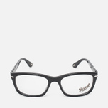 Persol Acetate Suprema Spectacle Frames Black photo- 0