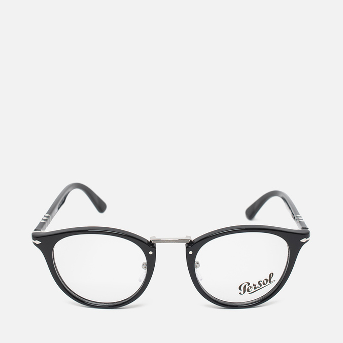 Persol Typewriter Edition Suprema Spectacle Frames Black