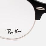 Оправа для очков Ray-Ban Clubround RX4246V Black фото- 2
