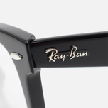 Ray-Ban RX5121 Spectacle Frames Shiny Black photo- 3