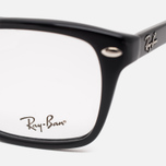 Ray-Ban RX5228 Spectacle Frames Black photo- 2