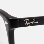 Ray-Ban RX5228 Spectacle Frames Black photo- 3