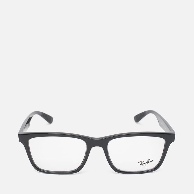Ray-Ban RX7025 Spectacle Frames Shiny Black