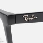 Ray-Ban RX7025 Spectacle Frames Shiny Black photo- 3