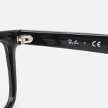 Ray-Ban RX7025 Spectacle Frames Shiny Black photo- 4
