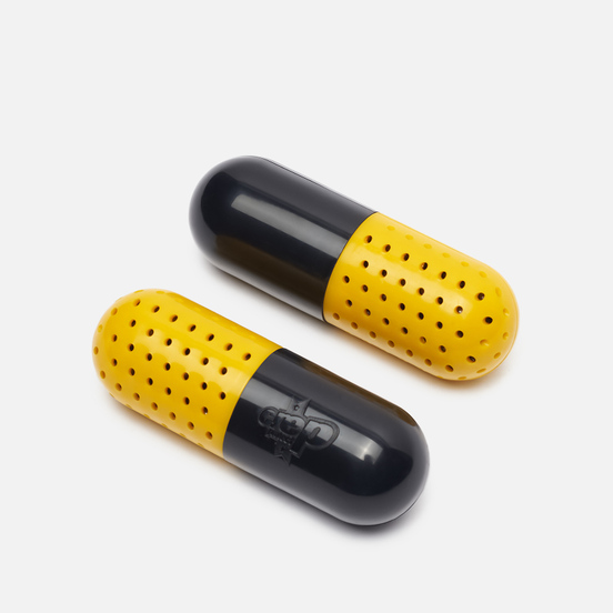 Освежающая капсула для обуви Crep Protect Pill Black/Yellow