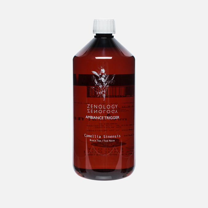 Освежающий спрей для дома ZENOLOGY Ambiance Trigger Camellia Sinensis Black Tea 1000ml
