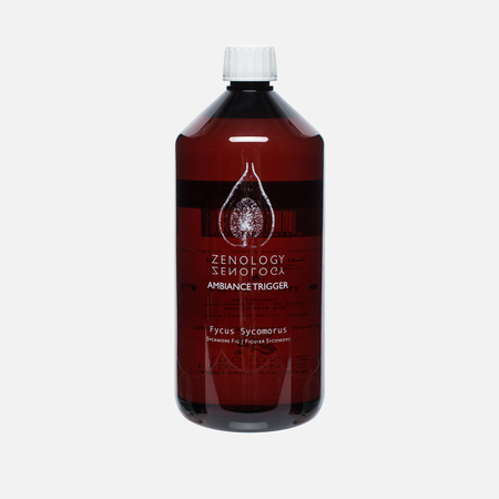 ZENOLOGY Ambiance Trigger Fycus Sycomorus Sycamore Fig Refreshing spray for house 1000ml
