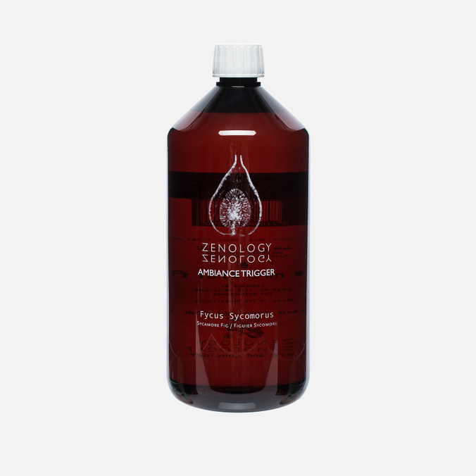 Освежающий спрей для дома ZENOLOGY Ambiance Trigger Fycus Sycomorus Sycamore Fig 1000ml