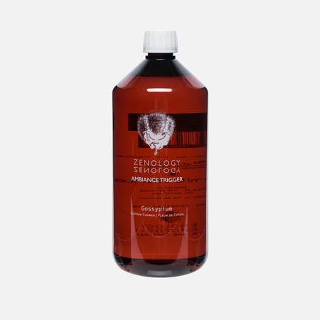 Освежающий спрей для дома ZENOLOGY Ambiance Trigger Gossypium Cotton Flower 1000ml