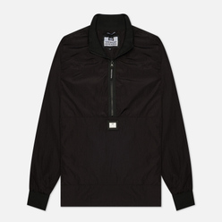 Мужская куртка анорак Weekend Offender Perez Black
