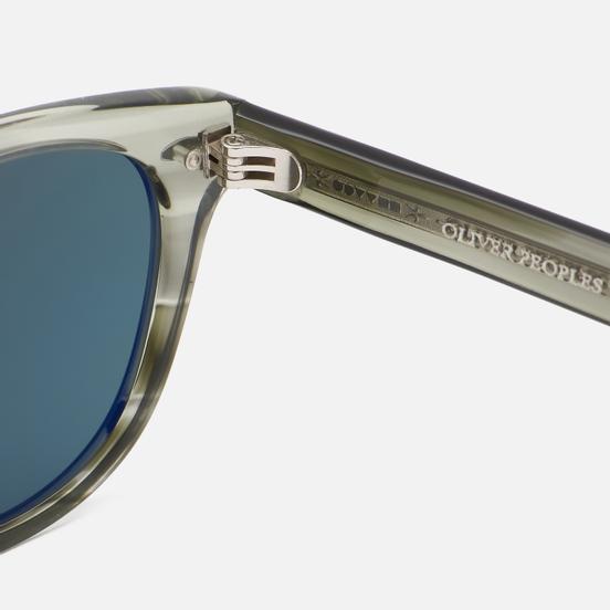 Солнцезащитные очки Oliver Peoples Sheldrake Sun Washed Jadw/G-15
