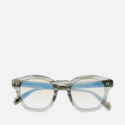 Солнцезащитные очки Oliver Peoples Boudreau LA Washed Jane/Soft Yellow Gradient Mirr