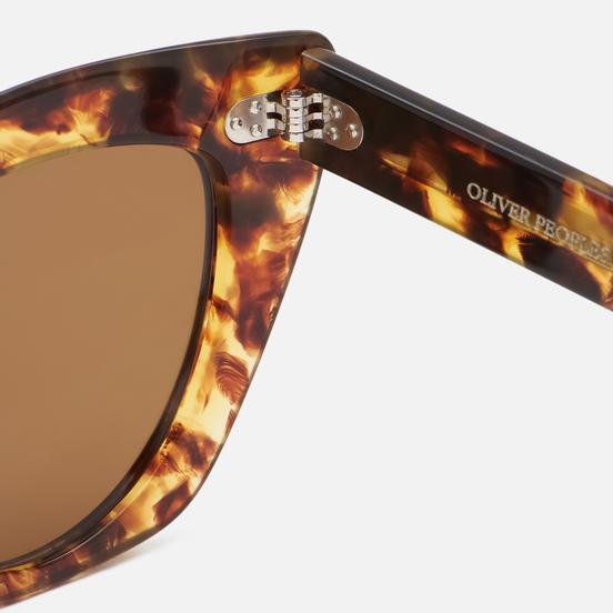 Солнцезащитные очки Oliver Peoples Laiya Polarized Brown Polar