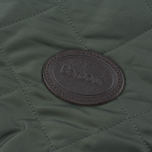 Пальто для собак Barbour Quilted Olive фото- 5