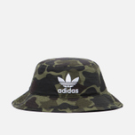Панама adidas Originals Bucket Camouflage Multicolor фото- 0
