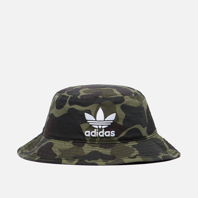 Панама adidas Originals Bucket Camouflage Multicolor