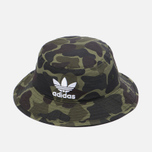 Панама adidas Originals Bucket Camouflage Multicolor фото- 1