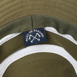 Панама Bleu De Paname Bob Moleskine Military Khaki фото- 2
