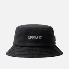 Панама Carhartt WIP Beaufort Black/Reflective фото- 0