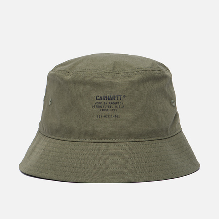 Панама Carhartt WIP Camp Bucket Rover Green/Black