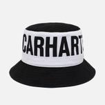 Панама Carhartt WIP Shore Twill Black/Black фото- 0