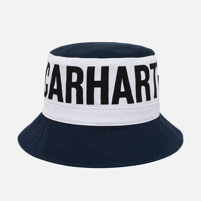 Панама Carhartt WIP Shore Twill Blue/Black