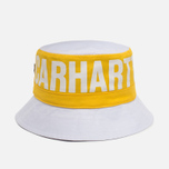 Панама Carhartt WIP Shore Twill White/Carambola фото- 1