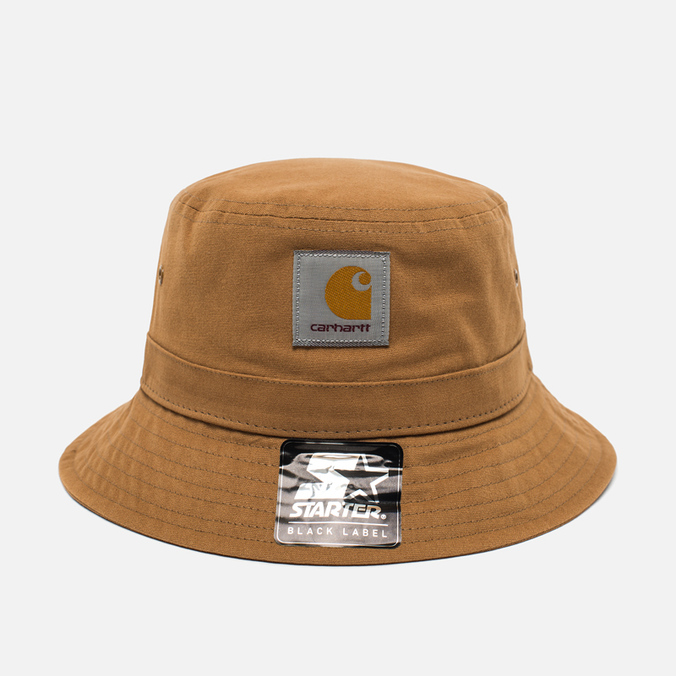Панама Carhartt WIP Watch Canvas Hamilton Brown
