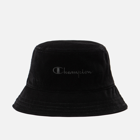 Панама Champion Reverse Weave Velour Bucket Black