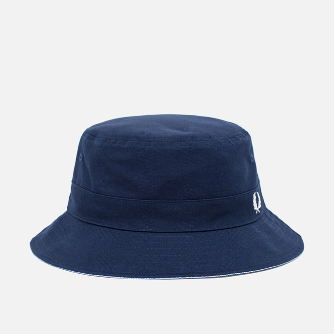 Панама Fred Perry Reversible Fisherman Navy/Sky