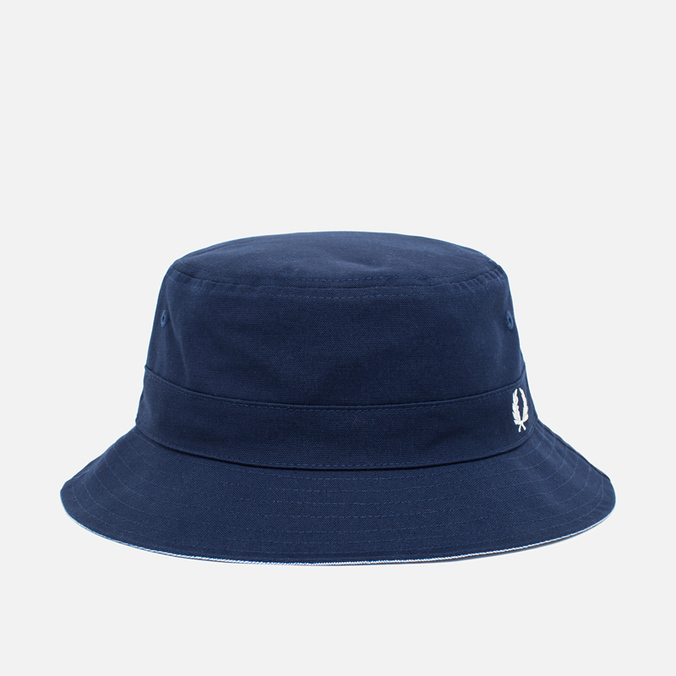 Fred Perry Reversible Fisherman Panama Navy/Sky