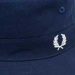 Панама Fred Perry Reversible Fisherman Navy/Sky фото- 3
