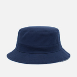Fred Perry Reversible Fisherman Panama Navy/Sky photo- 4