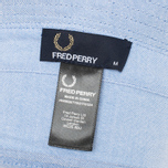 Панама Fred Perry Reversible Fisherman Navy/Sky фото- 5