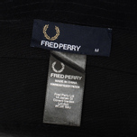 Панама Fred Perry Reversible Fisherman Black фото- 5