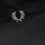 Панама Fred Perry Reversible Ripstop Hunting Green фото- 3