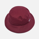 Панама Fred Perry Ripstop Reversible Fishermans Black/Maroon фото- 4