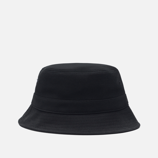 Панама Lacoste Cotton Bucket Black