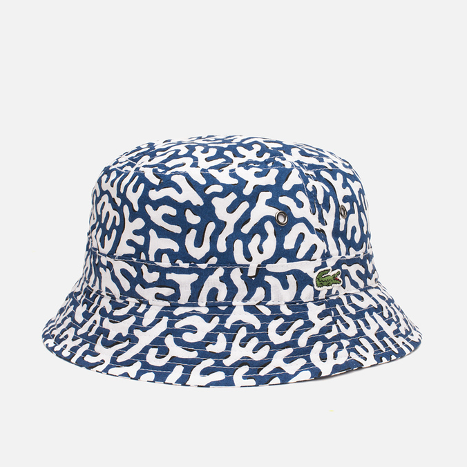 Панама Lacoste Live Printed Blue/Black
