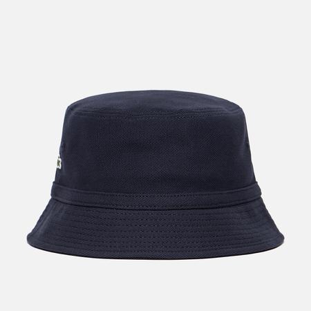 Панама Lacoste Pique Dark Navy Blue