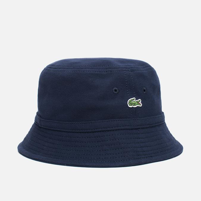 Панама Lacoste Pique Hat Marine