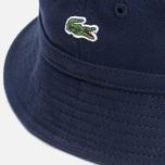 Панама Lacoste Pique Hat Marine фото- 1