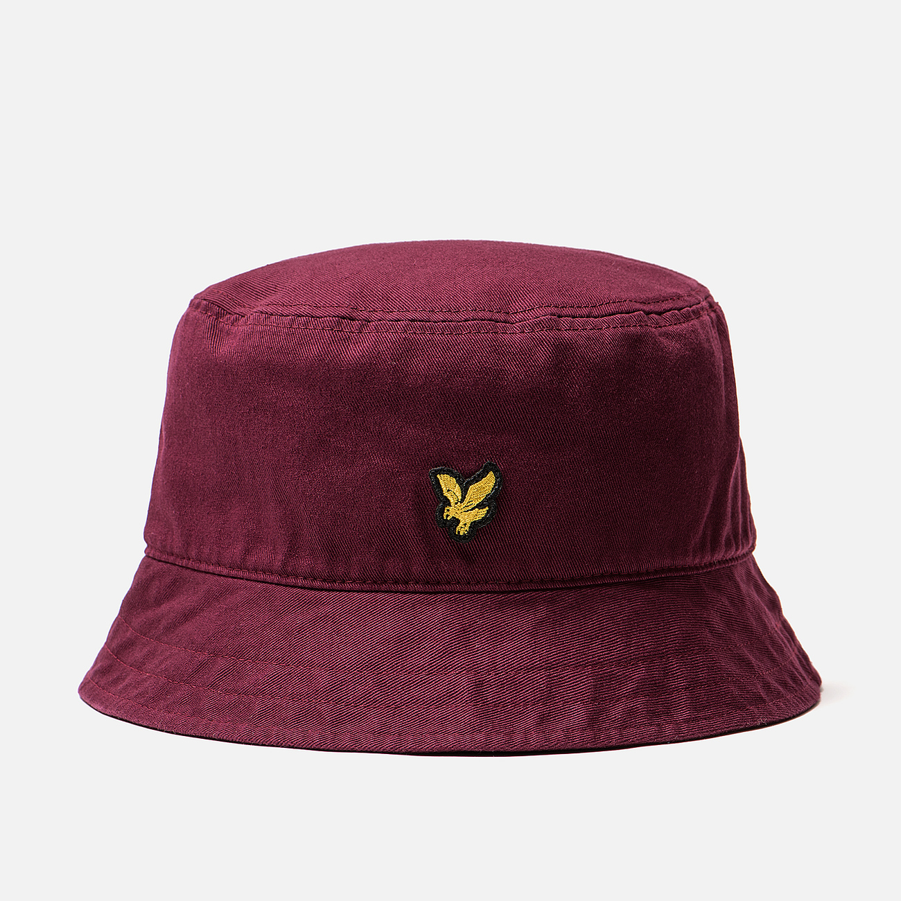 Панама Lyle & Scott Cotton Twill Bucket Claret Jug